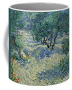 Olive Orchard Coffee Mug