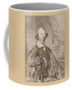 Portrait Of A Seated Man Coffee Mug