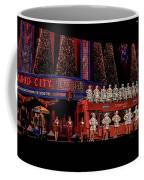 Radio City Rockettes New York City Coffee Mug