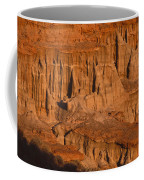 Red Cliffs  Coffee Mug