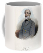Robert E. Lee (1807-1870) Coffee Mug by Granger