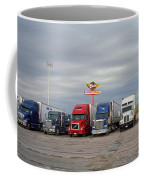 Route 66 - Dixie Truckers Home Coffee Mug