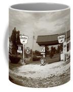 Route 66 Sinclair Station Coffee Mug