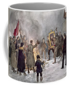 Russian Revolution, 1917 Coffee Mug