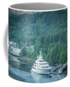 Scenery Around Alaskan Town Of Ketchikan Coffee Mug