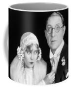 Silent Film Still: Wedding Coffee Mug