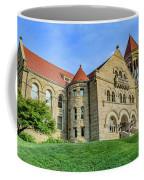 Stewart Hall At West Virginia University Coffee Mug