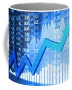 Stock Market Concept Coffee Mug