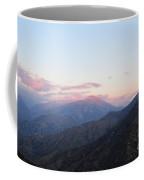 Sunrise Over Kings Canyon Coffee Mug