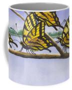 5 Swallowtails Coffee Mug