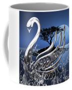 Swan Art. Coffee Mug