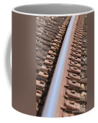 Train Track Coffee Mug