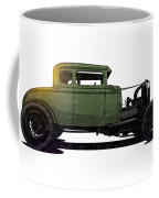 5 Window Hot Rod Coffee Mug