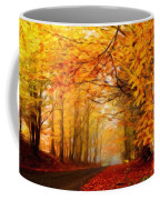 Landscape Artwork Coffee Mug
