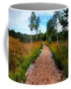 Modern Landscape Coffee Mug