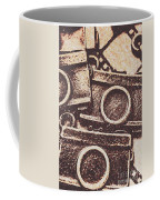 50s Brownie Cameras Coffee Mug