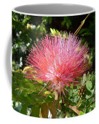 Australia - Red Caliandra Flower Coffee Mug