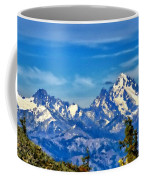 Color Landscape Coffee Mug