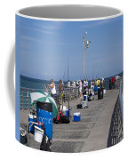 Sebastian Inlet State Park In Florida Coffee Mug