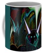 527   Little Alien Being A Coffee Mug