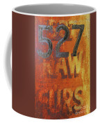 527 Raw Furs Coffee Mug