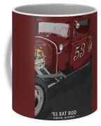 '53 Rat Rod Coffee Mug