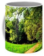Oil Landscape Art Coffee Mug