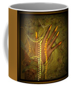 544   Gold Fingers  2017 V Coffee Mug