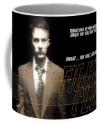 5499 Fight Club Hd S Black Coffee Mug