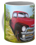55 Chevy Truck Coffee Mug