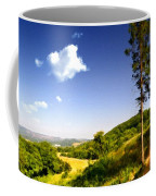 Paint Landscapes Coffee Mug
