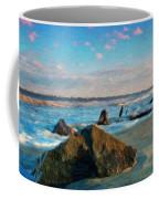 Oil Paintings Art Landscape Nature Coffee Mug