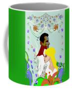 565   Springtime V Coffee Mug