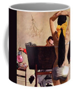 A Partner In Productive Advertising Alfred Parker Coffee Mug