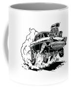 '57 Gasser Cartoon Coffee Mug