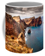 Oil Painting Landscapes Coffee Mug