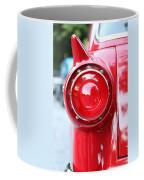 '57 Tail Light Coffee Mug