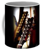 5796-001 Washburn - Guitar Coffee Mug