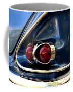 58 Bel Air Tail Light Coffee Mug