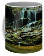 North Carolina Fall Colors Coffee Mug
