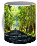 Nature Landscape Work Coffee Mug