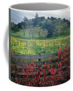 5b6301 Vineyards Of Color Coffee Mug