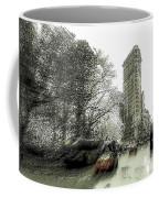 5th Avenue Odyssey  Coffee Mug