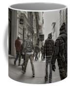 5th Avenue Walk Coffee Mug