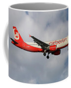 Air Berlin Airbus A320-214 Coffee Mug