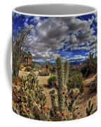 Anza-borrego Desert State Park Coffee Mug