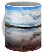 Back Beach - Lyme Regis Coffee Mug