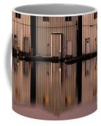 Boathouse Reflections  Coffee Mug