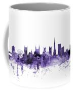 Bristol England Skyline Coffee Mug