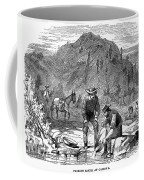 California Gold Rush Coffee Mug